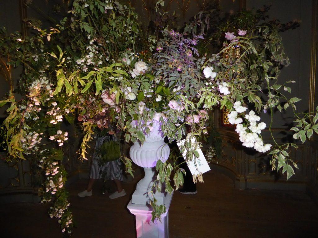 Umweltfreundliche Floristik