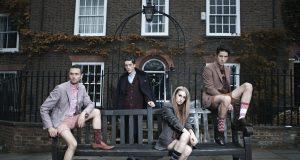 Harris Tweed entdeckt von heutigen Modedesignern