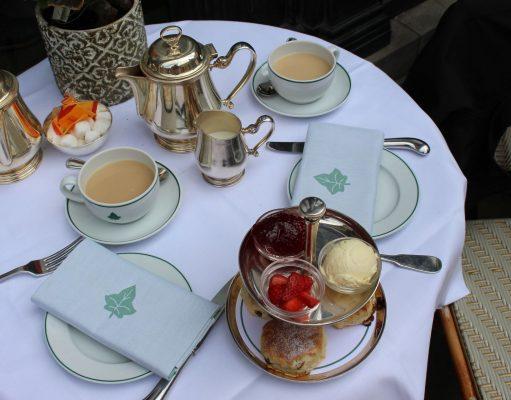 Blog für Liebhaber schöner Dinge auf der britischen Insel - Afternoon Tea