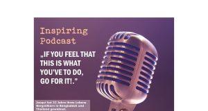 Mikro für Podcast Entwicklungsdienst