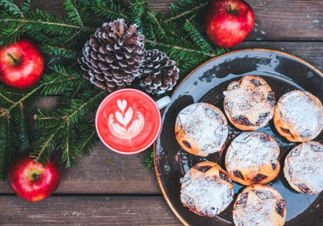 Weihnachtspasteten, Christmas Pasties