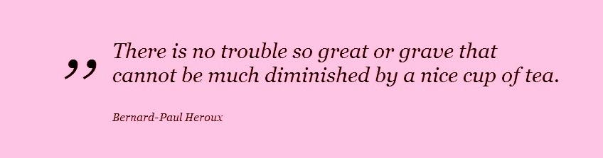 Zitat von Bernard-Paul Heroux