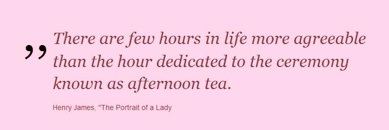 Zitat von Henry James