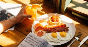 Das traditionelle englische Frühstück