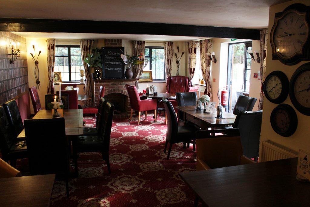 Amberley Castle Hotel Lounge