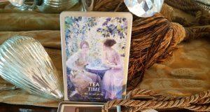Teatime Postkarten