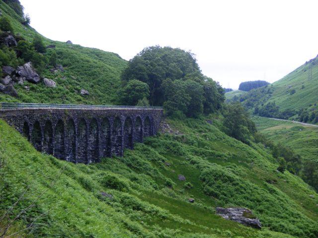 Glen Ogle Viadukt