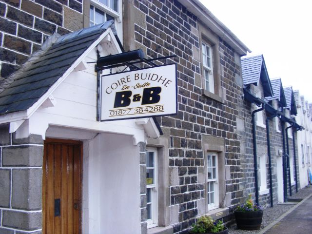 B&B Coire Buidhe in Strathyre