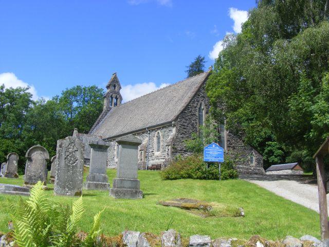 Friedhof Baldquidder